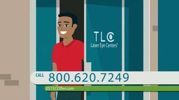 TLC Vision Laser Eye Surgery TV Spot, 'No Clue' - Thumbnail 6