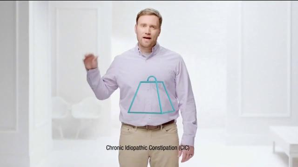 Linzess TV Commercial, 'Calm the Raging Storm'