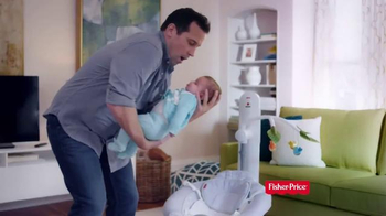 Fisher Price Smart Connect Cradle N' Swing TV Spot, 'Sooth from a Distance' - Thumbnail 1