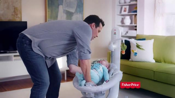 Fisher Price Smart Connect Cradle N' Swing TV Spot, 'Sooth from a Distance' - Thumbnail 2