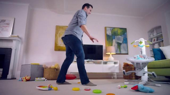 Fisher Price Smart Connect Cradle N' Swing TV Spot, 'Sooth from a Distance' - Thumbnail 4