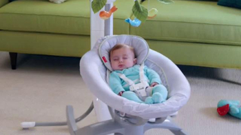 Fisher Price Smart Connect Cradle N' Swing TV Spot, 'Sooth from a Distance' - Thumbnail 7