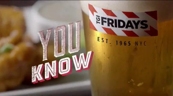 TGI Friday's TV Spot, 'Endless Choice'