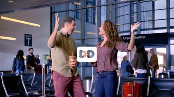 Dunkin' Donuts Ice Cream Flavored Coffees & Lattes TV Spot, 'We All Scream' - Thumbnail 1