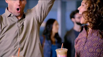 Dunkin' Donuts Ice Cream Flavored Coffees & Lattes TV Spot, 'We All Scream' - Thumbnail 2