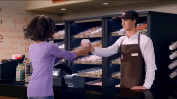 Dunkin' Donuts Ice Cream Flavored Coffees & Lattes TV Spot, 'We All Scream' - Thumbnail 5