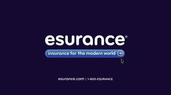 Esurance TV Spot, 'Sorta Valet Driver' - Thumbnail 9