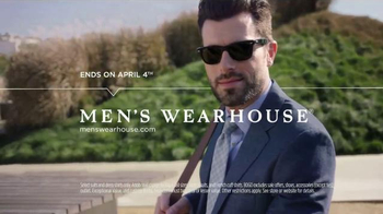Men's Wearhouse Total Style Event TV Spot, 'Suits, Dress Shirts and BOGO' - Thumbnail 7