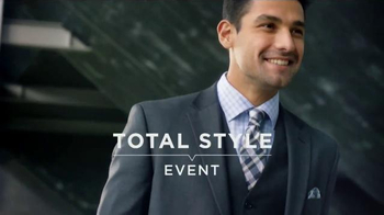 Men's Wearhouse Total Style Event TV Spot, 'Suits, Dress Shirts and BOGO' - Thumbnail 2