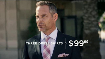 Men's Wearhouse Total Style Event TV Spot, 'Suits, Dress Shirts and BOGO' - Thumbnail 5