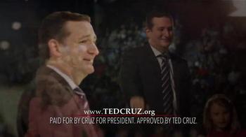Ted Cruz for President TV Spot, 'Blessing' - Thumbnail 9