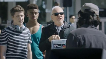 Lunchables Uploaded TV Spot, 'Jelly' Featuring Malcolm McDowell - Thumbnail 6