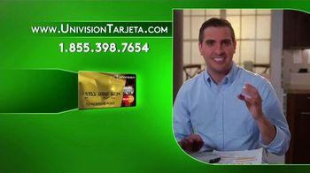 Univision Tarjeta TV Spot, 'Fácil y Rápido' [Spanish]