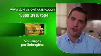 Univision Tarjeta TV Spot, 'Fácil y Rápido' [Spanish] - Thumbnail 2