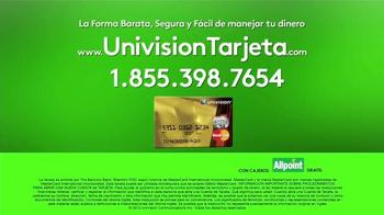 Univision Tarjeta TV Spot, 'Fácil y Rápido' [Spanish] - Thumbnail 4