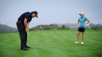 KPMG TV Spot, 'The Bet' Ft. Phil Mickelson, Stacy Lewis - Thumbnail 6