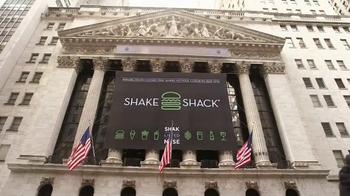 New York Stock Exchange TV Spot, 'Shake Shack' - Thumbnail 1