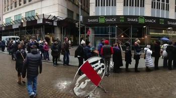 New York Stock Exchange TV Spot, 'Shake Shack' - Thumbnail 2