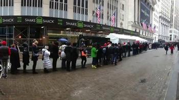 New York Stock Exchange TV Spot, 'Shake Shack' - Thumbnail 3