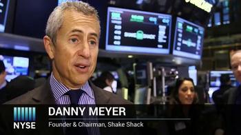 New York Stock Exchange TV Spot, 'Shake Shack' - Thumbnail 5
