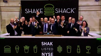 New York Stock Exchange TV Spot, \'Shake Shack\'