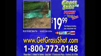 Grass Shot TV Spot, 'Point and Grow' - Thumbnail 10