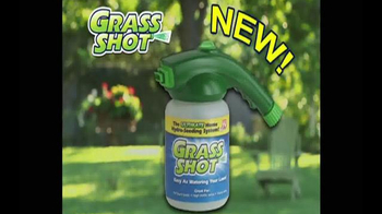 Grass Shot TV Spot, 'Point and Grow' - 19 commercial airings