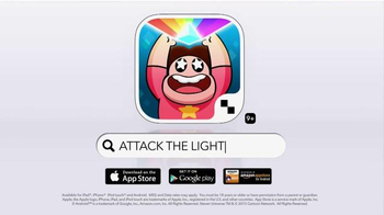 Steven Universe: Attack the Light TV Spot, 'In the Action' - Thumbnail 9