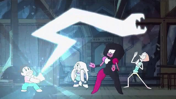 Steven Universe: Attack the Light TV Spot, 'In the Action' - Thumbnail 2