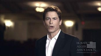 Horatio Alger Association TV Spot, 'Challenge the Limits' Feat. Rob Lowe - 13 commercial airings