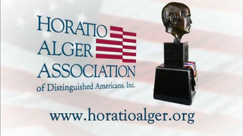 Horatio Alger Association TV Spot, 'Challenge the Limits' Feat. Rob Lowe - Thumbnail 7