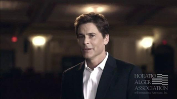 Horatio Alger Association TV Spot, 'Challenge the Limits' Feat. Rob Lowe - Thumbnail 1