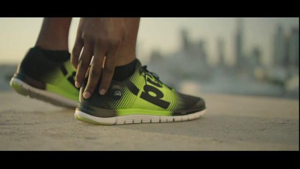 Air Pump Shoes Commercial