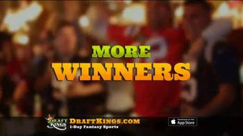 DraftKings Fantasy Golf TV Spot, 'Millionaire Maker' - Thumbnail 8