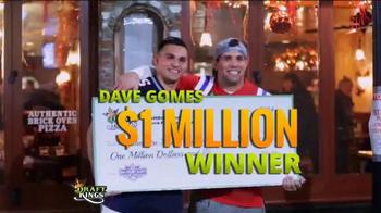 DraftKings Fantasy Golf TV Spot, 'Millionaire Maker' - Thumbnail 3