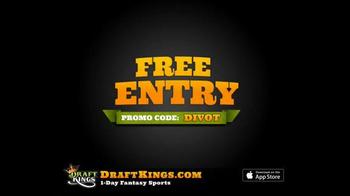 DraftKings Fantasy Golf TV Spot, 'Millionaire Maker' - Thumbnail 7