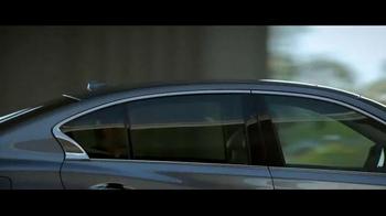 2015 Infiniti Q50 TV Spot, 'Driver's Seat' - Thumbnail 1