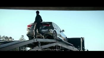 2015 Infiniti Q50 TV Spot, 'Driver's Seat' - Thumbnail 5