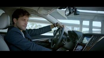 2015 Infiniti Q50 TV Spot, 'Driver's Seat' - Thumbnail 8