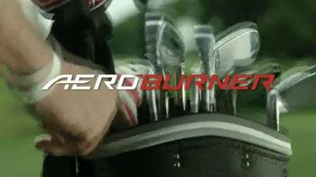 TaylorMade AeroBurner TV Spot, 'Swing Faster' Featuring Dustin Johnson - Thumbnail 1