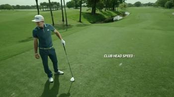 TaylorMade AeroBurner TV Spot, 'Swing Faster' Featuring Dustin Johnson - Thumbnail 6