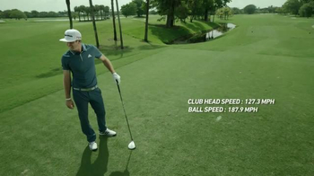 TaylorMade AeroBurner TV Spot, 'Swing Faster' Featuring Dustin Johnson - Thumbnail 7