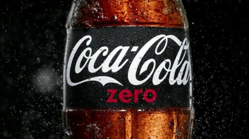 Coca-Cola Zero TV Spot, 'Drinkable Commercial' - Thumbnail 2