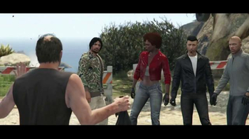 Grand Theft Auto Online Heists TV Spot, 'Be Methodical'