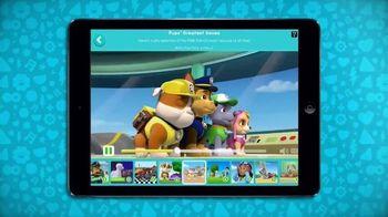 Nick Jr. App TV Spot, 'Paw Patrol and More'