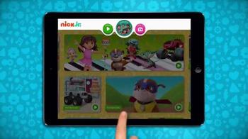 Nick Jr. App TV Spot, 'Paw Patrol and More' - Thumbnail 3