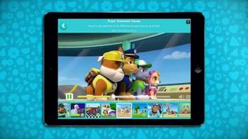 Nick Jr. App TV Spot, 'Paw Patrol and More' - Thumbnail 4
