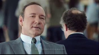 E*TRADE TV Spot, 'Opportunity is Everywhere: Fast Food' Feat. Kevin Spacey - Thumbnail 6