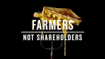 Tillamook TV Spot, 'Farmers Not Shareholders'