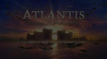 Atlantis TV Spot, '$250 Airfare Credit and Dolphin Interaction' - Thumbnail 10